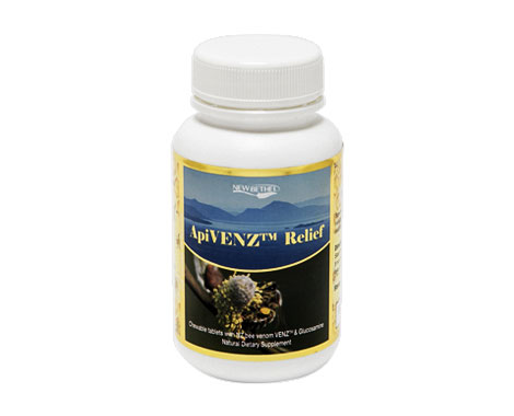 ApiVENZ™ Relief chewable tablets