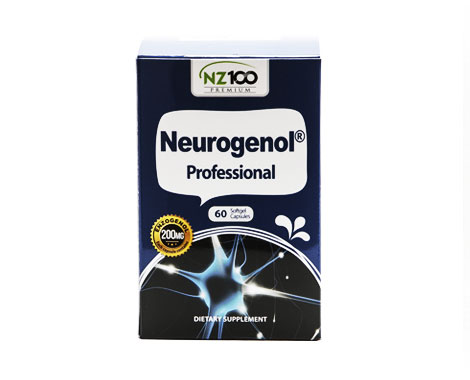 Neurogenol Professional Softgel Capsules